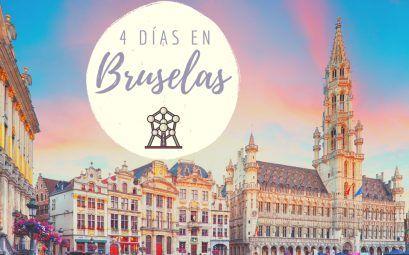 Bruselas y Brujas en 4 días