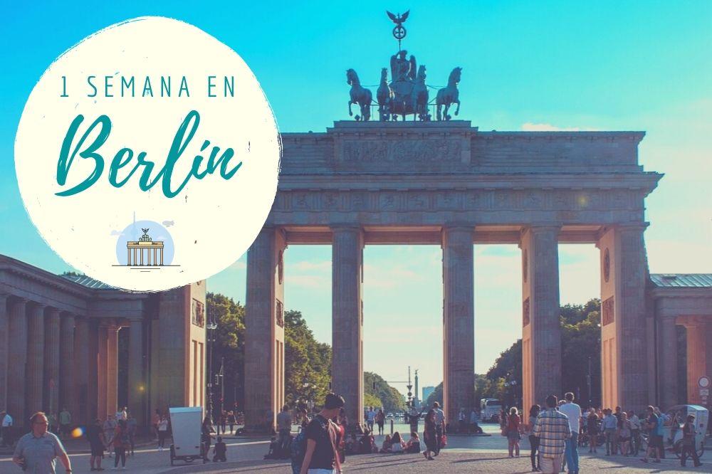 1 semana en Berlín