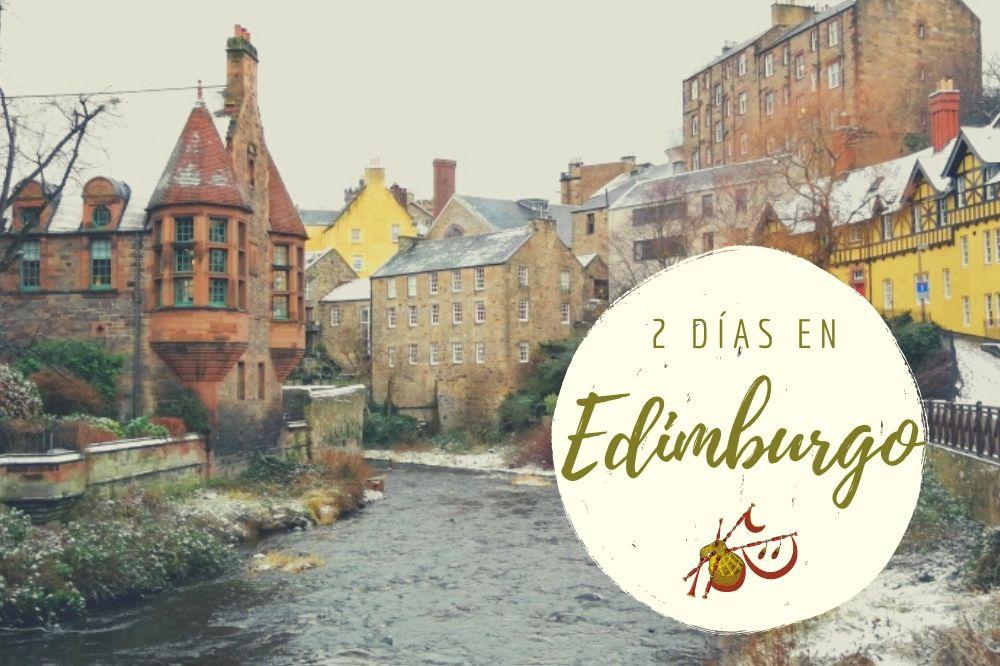 Edimburgo en 2 días