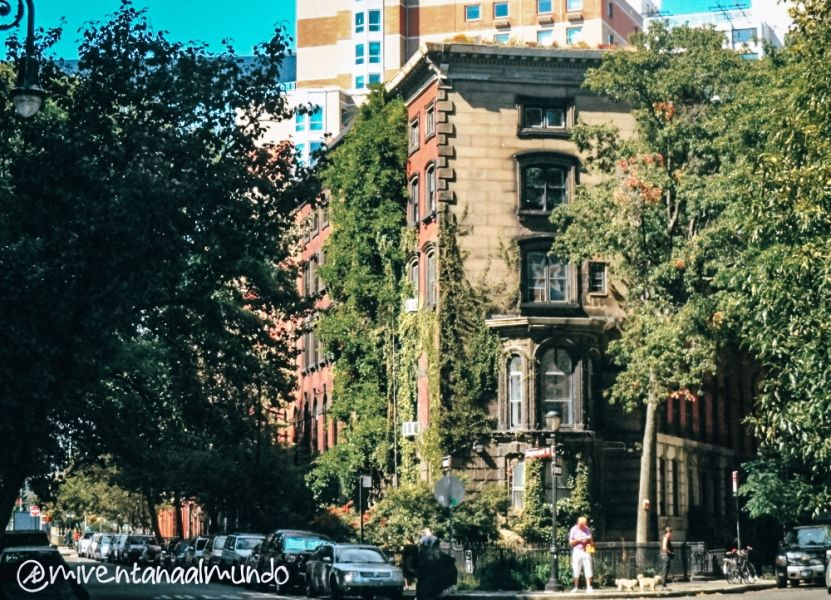 Ruta por el Lower Manhattan