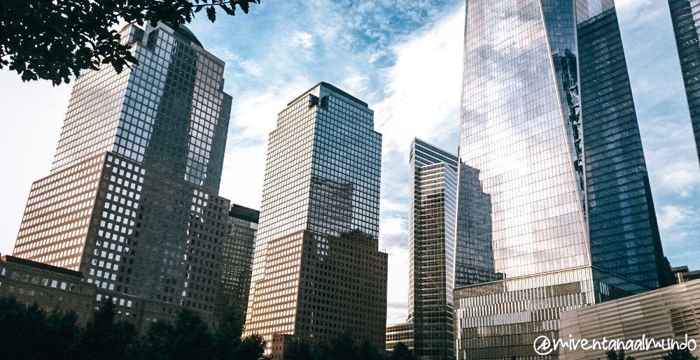 Ruta por el Lower Manhattan Cuanto cuesta viajar a Nueva York 1 semana