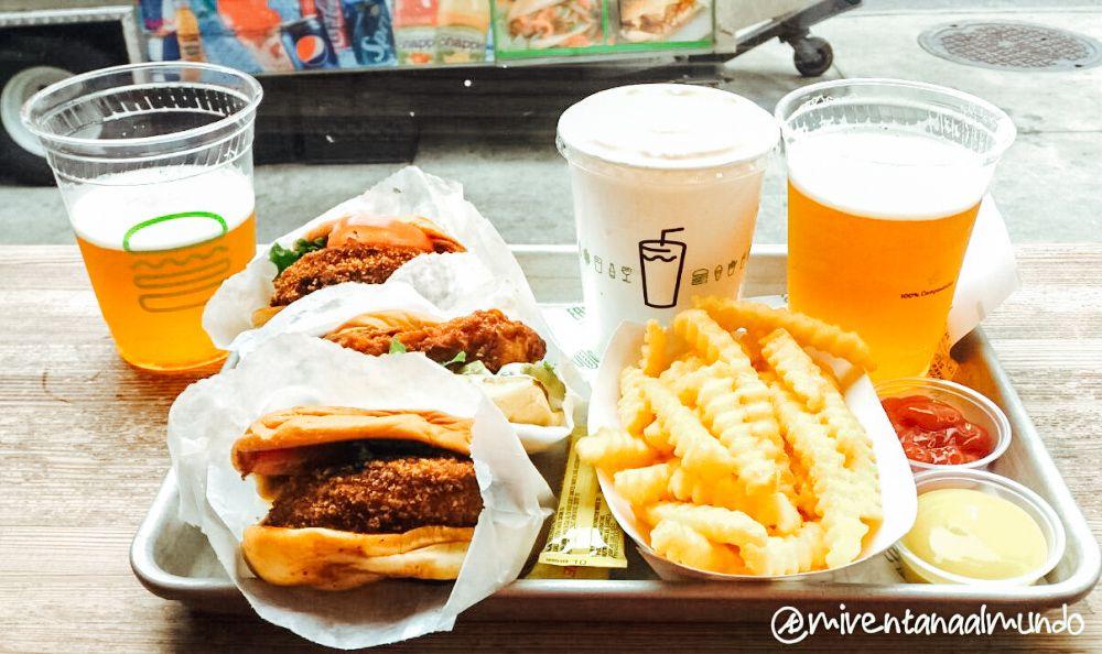 Qué comer en Nueva York Cuanto cuesta viajar a Nueva York 1 semana