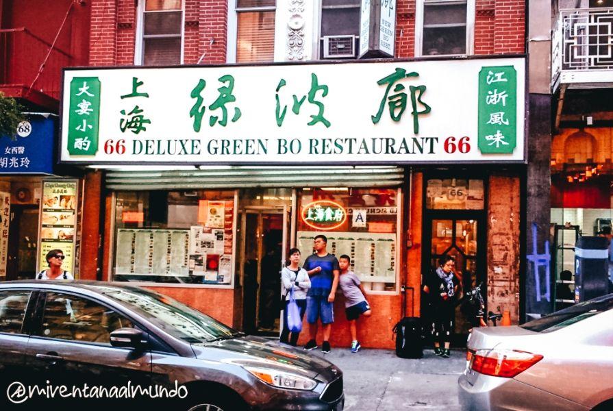 Qué comer en Nueva York
