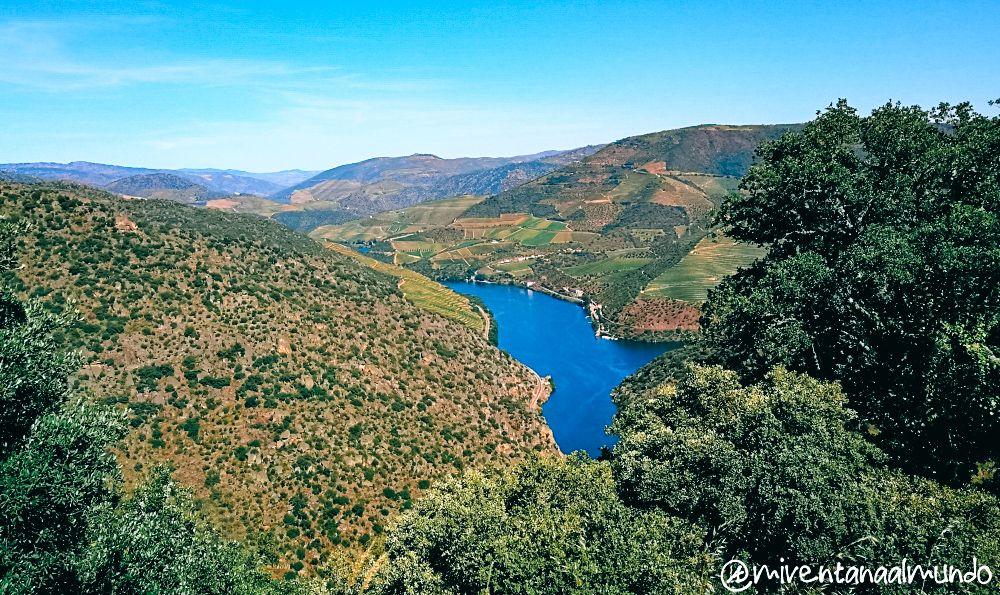 Ruta en coche por el Alto Douro