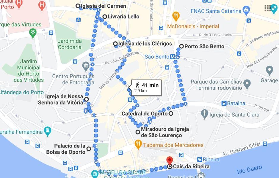 Oporto en dos días: superguía de la ciudad del vino y los azulejos