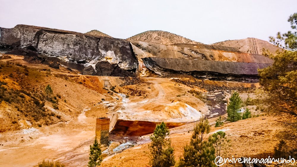 Visitar el Parque Minero de Riotinto