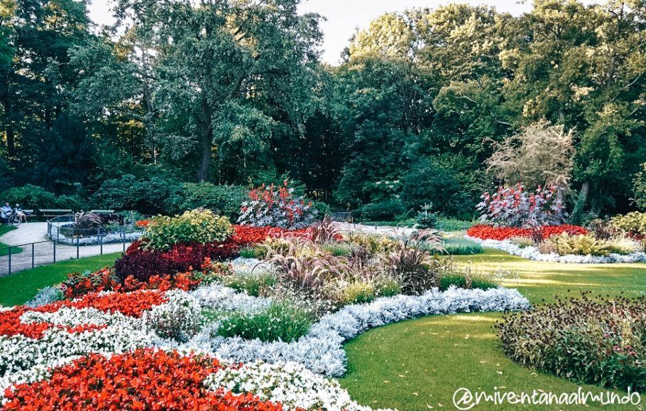 Qué ver en el Tiergarten