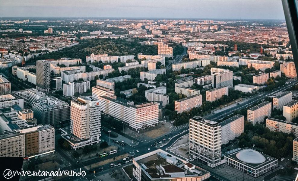 Qué ver en Alexanderplatz y Nikolaiviertel