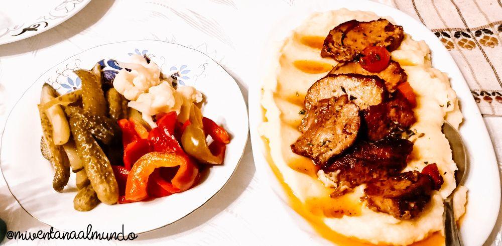 Qué comer en Rumanía