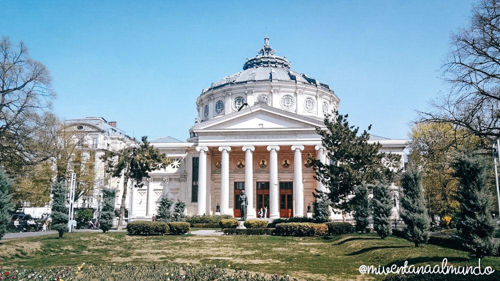 un día en Bucarest