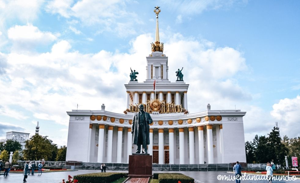 El Moscú soviético