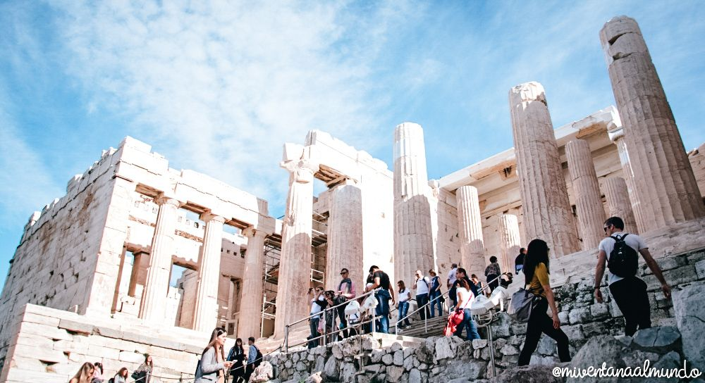 Un día en Atenas. 5