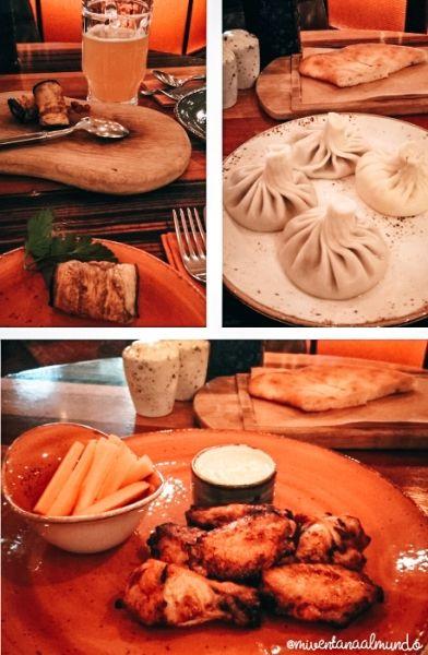 Qué comer en Rusia