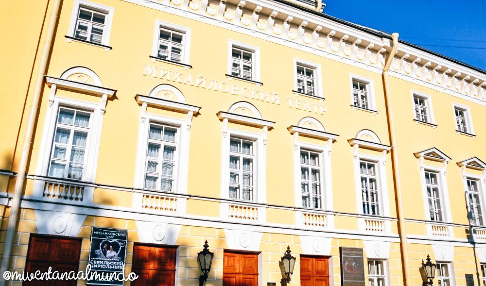 El triángulo de oro de San Petersburgo