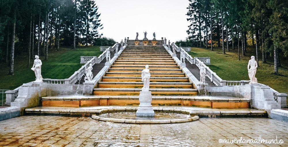 Qué ver en Peterhof