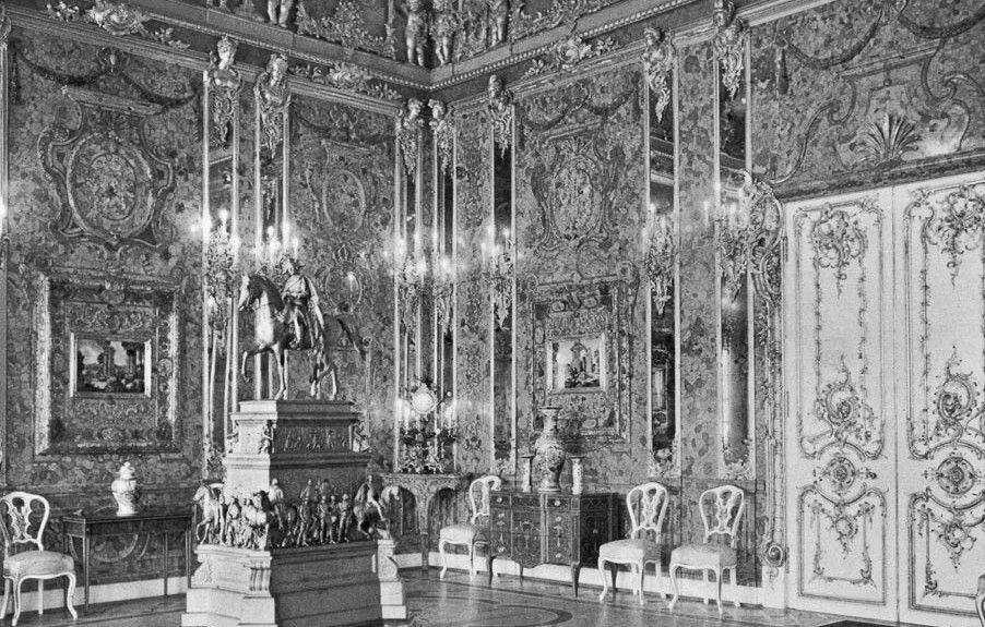 Visitar el Palacio de Catalina
