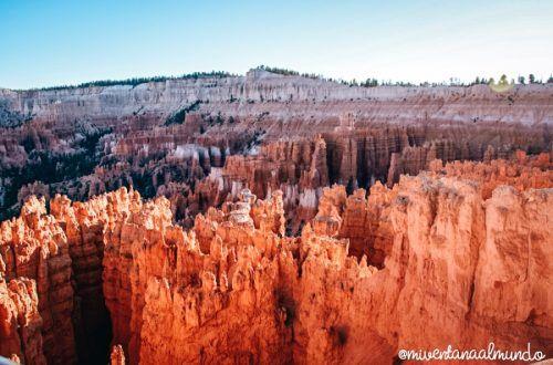 5 miradores de Bryce Canyon