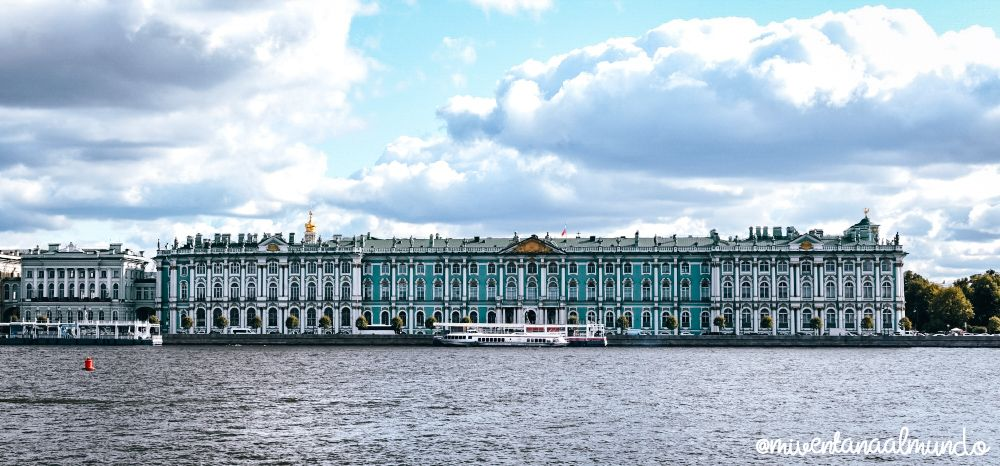 Petrogradskaya y Vasilievsky