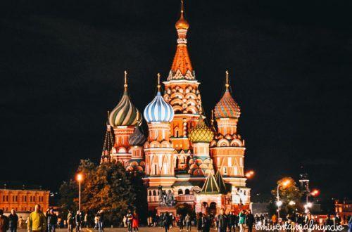 Cuánto cuesta viajar a Rusia en 10 días