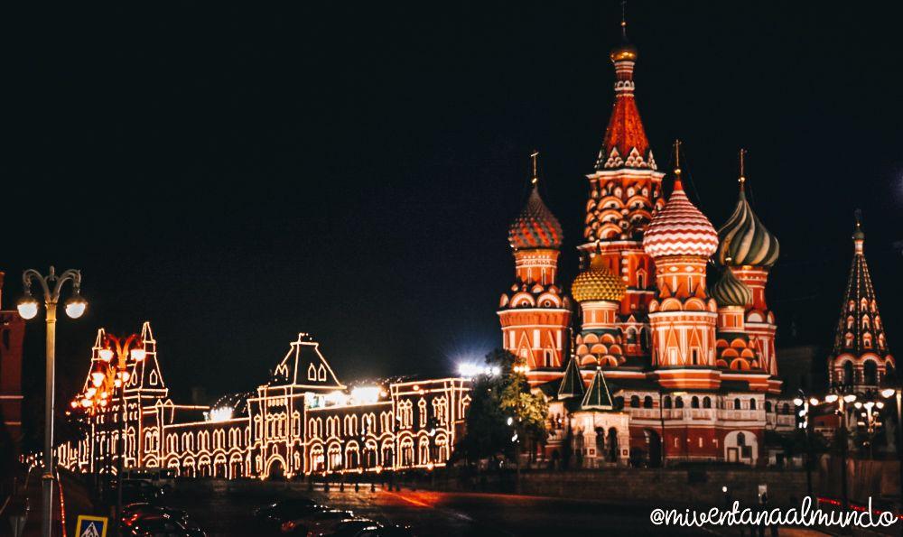 Experiencias que vivir en Rusia