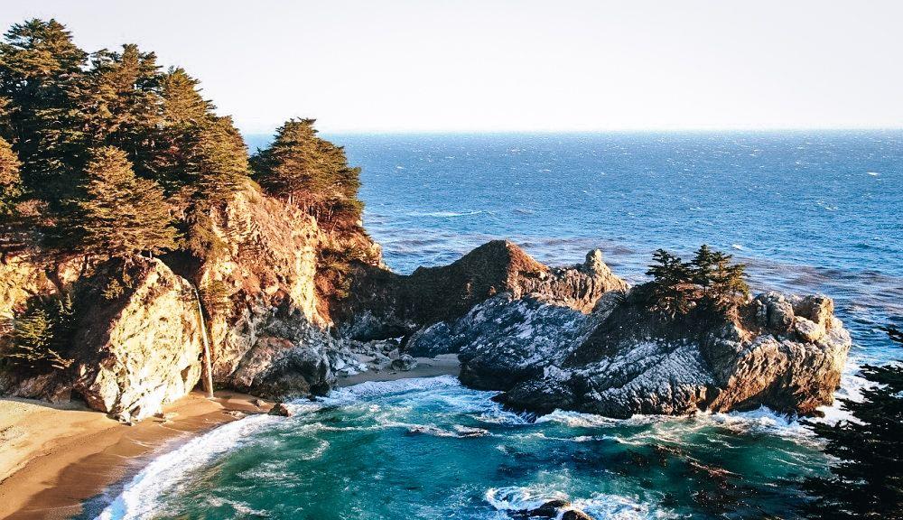 Recorrer la Pacific Coast Highway