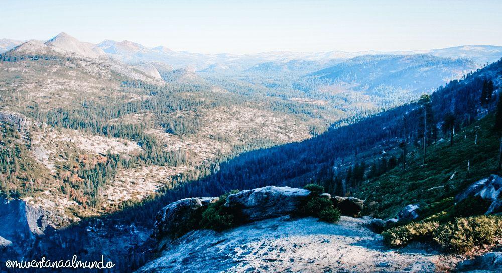 Qué ver en Yosemite en 1 día