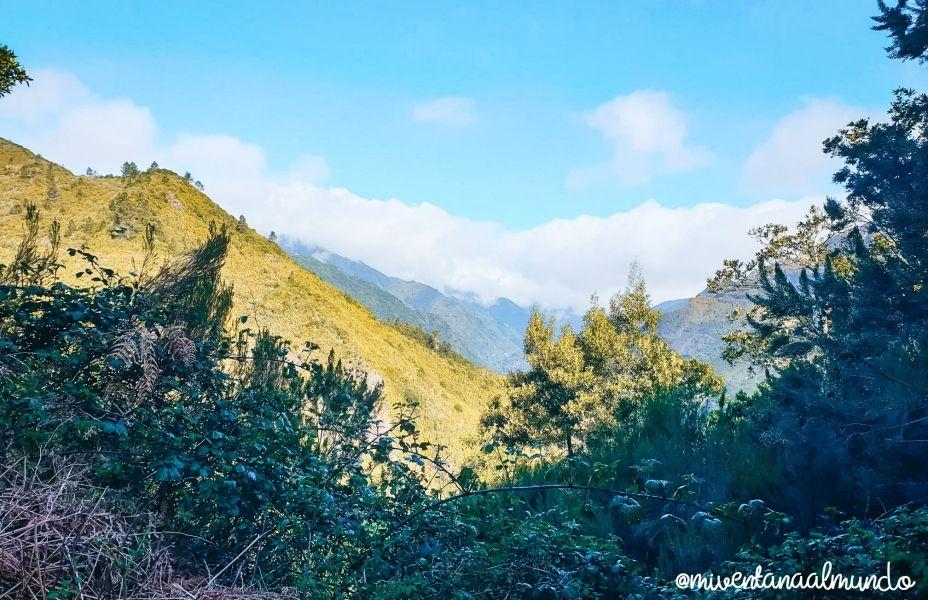 Ruta por el oeste de Madeira