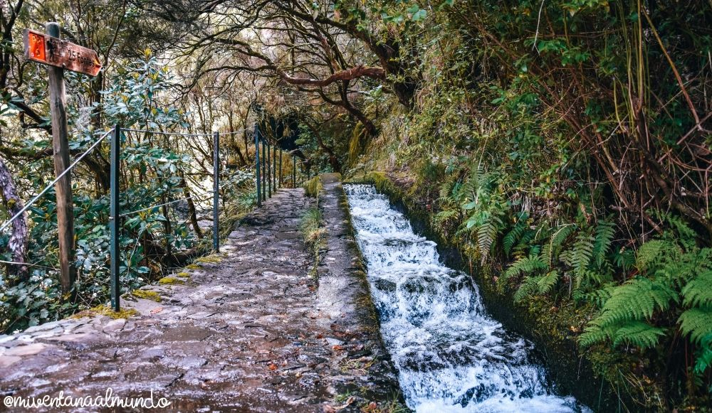 Ruta por el oeste de Madeira en 1 semana