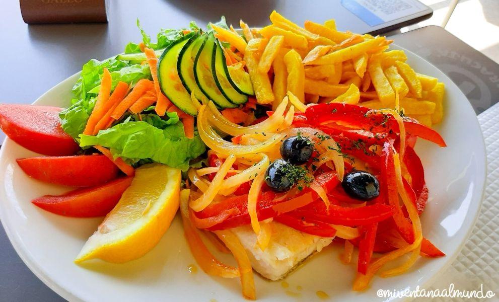 Qué comer en Madeira