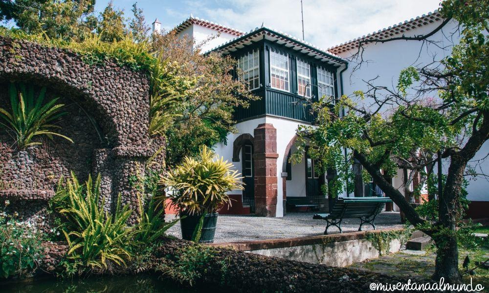 Qué ver en Funchal Madeira en 1 semana Madeira con perro