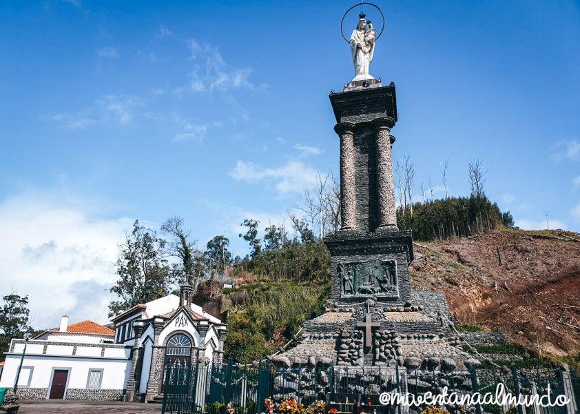 montañas del interior de Madeira