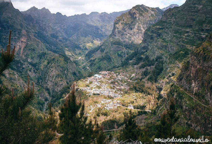 Sur de Madeira en 1 semana