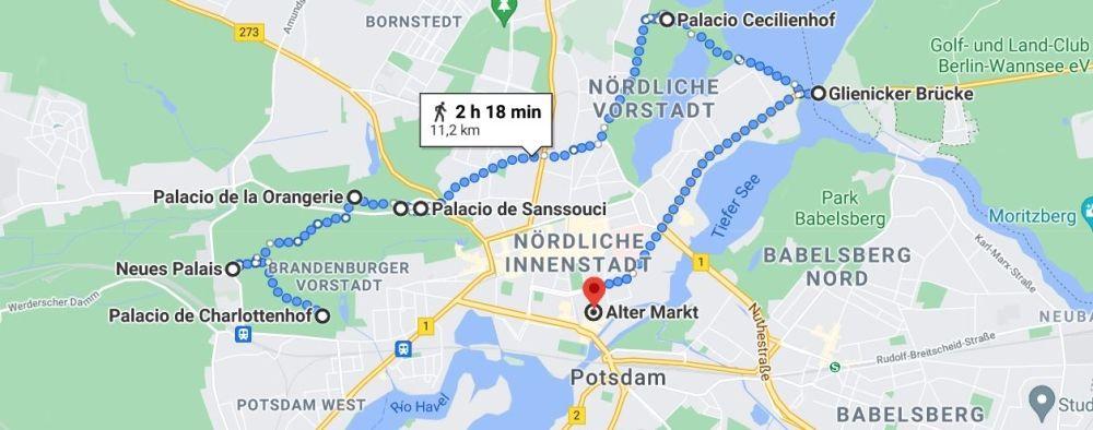 ruta por berlin