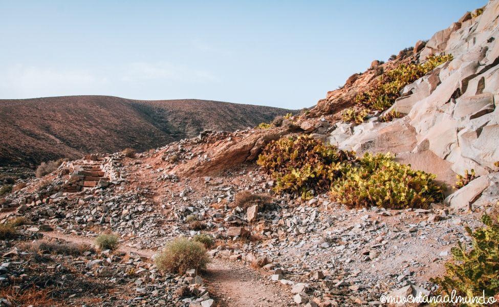el centro de Fuerteventura en 3 días