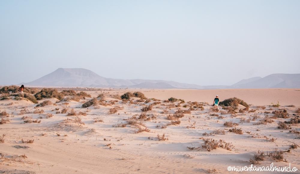 qué ver en el norte de Fuerteventura