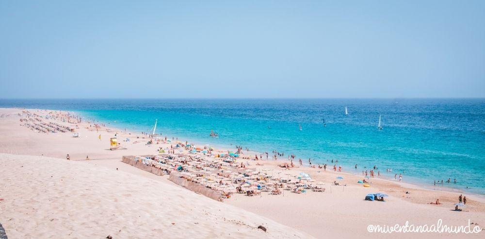 las mejores playas del sur de Fuerteventura